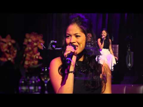 Eva Noblezada sings 'And There it Is' at the Hippodrome on September 9th, 2015