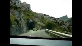 Droga dla odwaznych - Majorca - drive for braves
