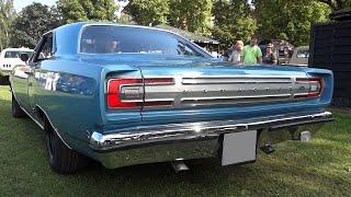 1968 Plymouth GTX Road Runner Sound