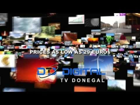 Digital TV Ireland & Freesat Sales Saorview Ireland