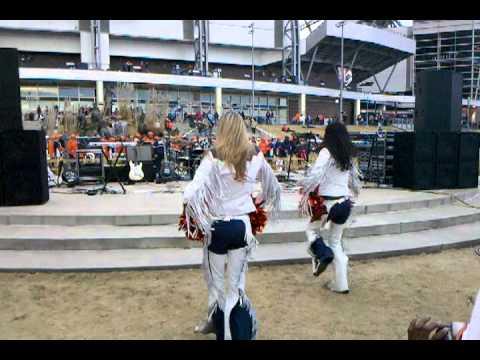 Denver Broncos Cheerleaders!
