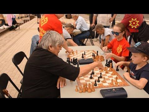 В международный день шахмат в столице Чувашии прошел первый городской турнир.