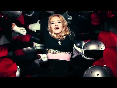 Madonna Ft LMFAO - Give Me All Your - Luvin (Video Oficial)