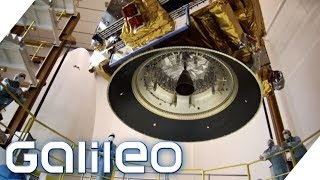 Was passiert vor einem Raketenstart? Der Weltraumbahnhof | Galileo | ProSieben
