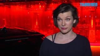 """""""Đả nữ"""" Milla Jovovich tự hào là nữ anh hùng của """"Resident Evil"""""""