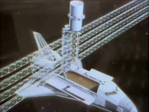 """""""Space Shuttle - Mission To The Future"""" Is  A 1981 NASA Documentary Made Before The First Mission"""