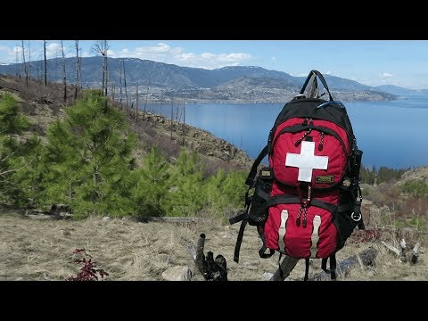 What's In My 24 Hr. SAR Pack?