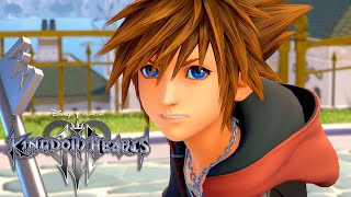 Kingdom Hearts III - Final Battle Official Trailer