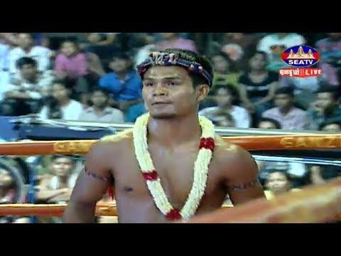 Puch Chhairithy vs Kreangkrai(thai), Khmer Boxing Seatv 26 May 2018, Kun Khmer vs Muay Thai