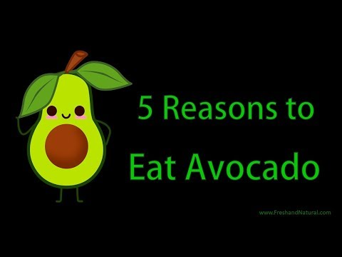 Top 5 Health Benefits of eating Avocado- an amazing Superfood