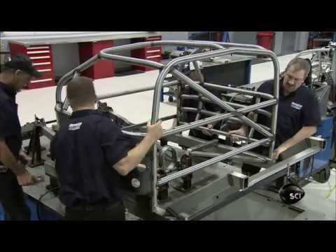 Assembling a Race Car Frame | How It
