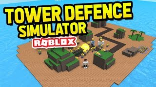 how to win super easy in roblox tower defence simulator