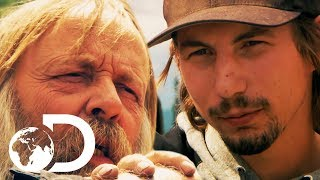Tony Wants 100 Ounces Of Gold From Parker Upfront! | NEW Gold Rush Season 9