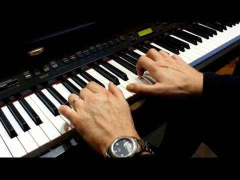 Birdy - People help the People - Instrumental - Piano Solo - HD