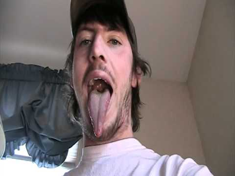 Long tongue with Guy