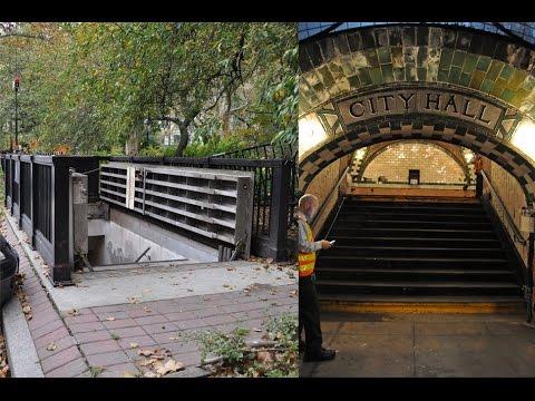 ᴴᴰ City Hall Loop Entry via Original Entrance (plus Photos)