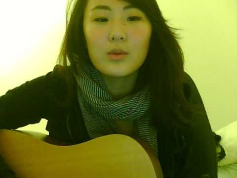 Mr. Moon, slow acoustic cover by vivian yoon