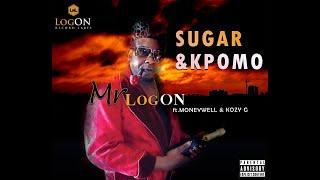 "MoneyWell ""SUGAR & KPOMO"" ft KOZY G By LOGON Record Label  (Audio) 2020 HD"