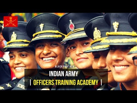 Indian Army - Officers Training Academy Passing Out Parade ( March 2017 ) || Must Watch
