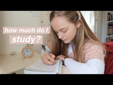 All of the Studying I Do in a Week (complete!)