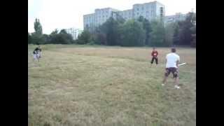 Бейсбол (тренировка удара)