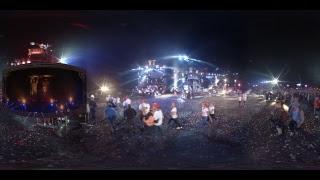 Трансляция 360: байк-шоу в Севастополе