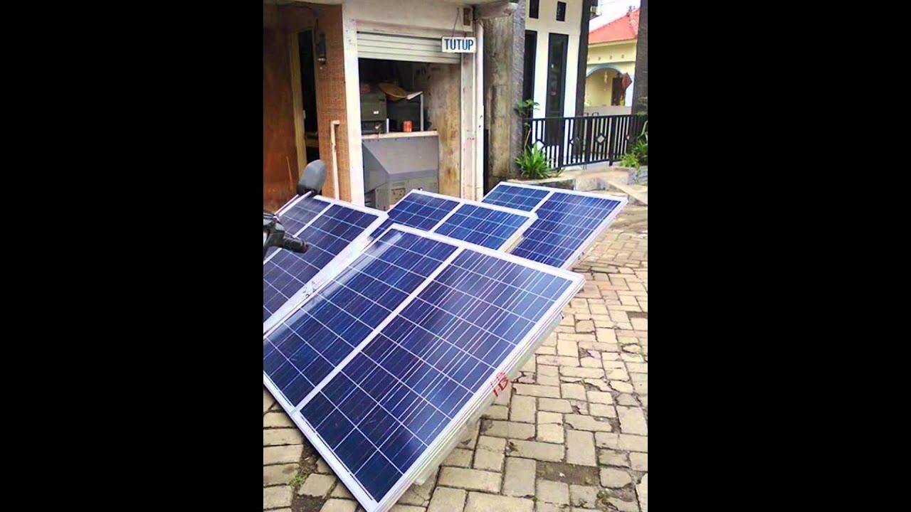Paket Plts Murah Untuk Rumah 1000 Watt Panel Surya My