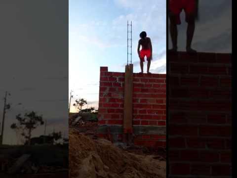 Sarrando na construção 1