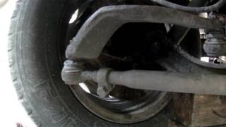 Диагностика рулевых тяг ГАЗель