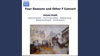The Four Seasons Violin Concerto in G Minor Op