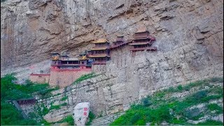 1,500-year-old mystery! Exploring the spectacular Hanging Temple of Shanxi, China thumbnail