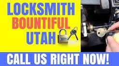 Locksmith Bountiful Utah