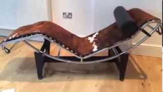 Le Corbusier Chaise Longue Introduction