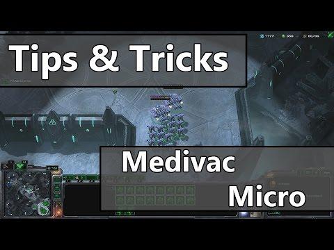 Medivac Drop Micro