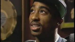 """Tupac Shakur In His Own Words"" MTV News 1997"