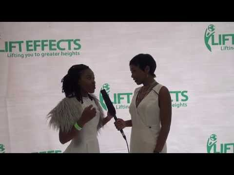 2016 STAR Awards White Carpet With Natalie Okri