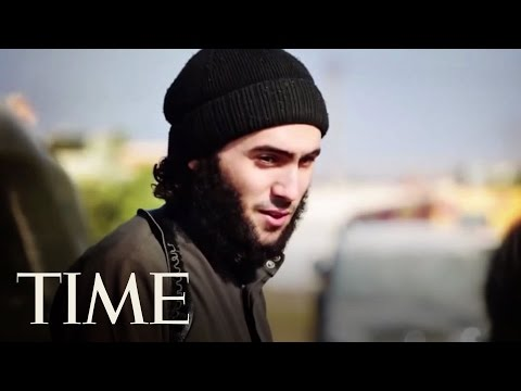 Head of ISIS, Abu Bakr al-Baghdadi's Year in Review | Person Of The Year 2015 | TIME