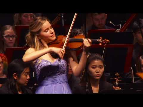 Bruch Violin Concerto in G Minor