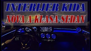 NOVA A KLASA KIDA   MINI S KLASA - The Engine #21