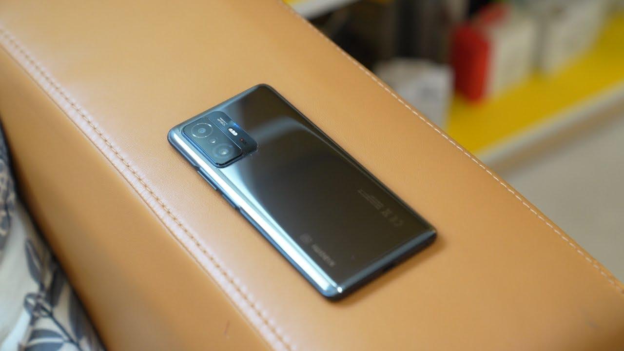 مواصفات هاتف شاومي 11 تي برو Xiaomi 11T Pro