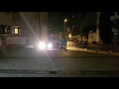 Traslado a prisión de uno de los acusados de abuso sexual en Lugo