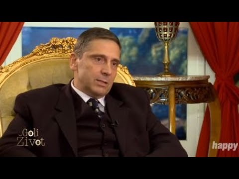 Goli život - Nikola Sandulović - (TV Happy 11.02.2015.)