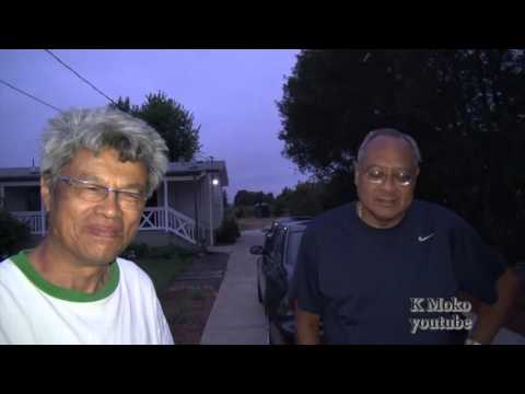California Napa Earthquake witness story 3 over epicenter