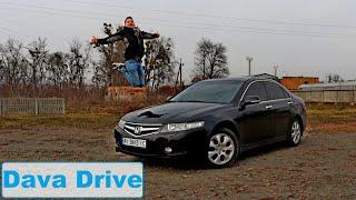 Dava Drive.  Обзор Honda Accord 2.0 155лс 2007г