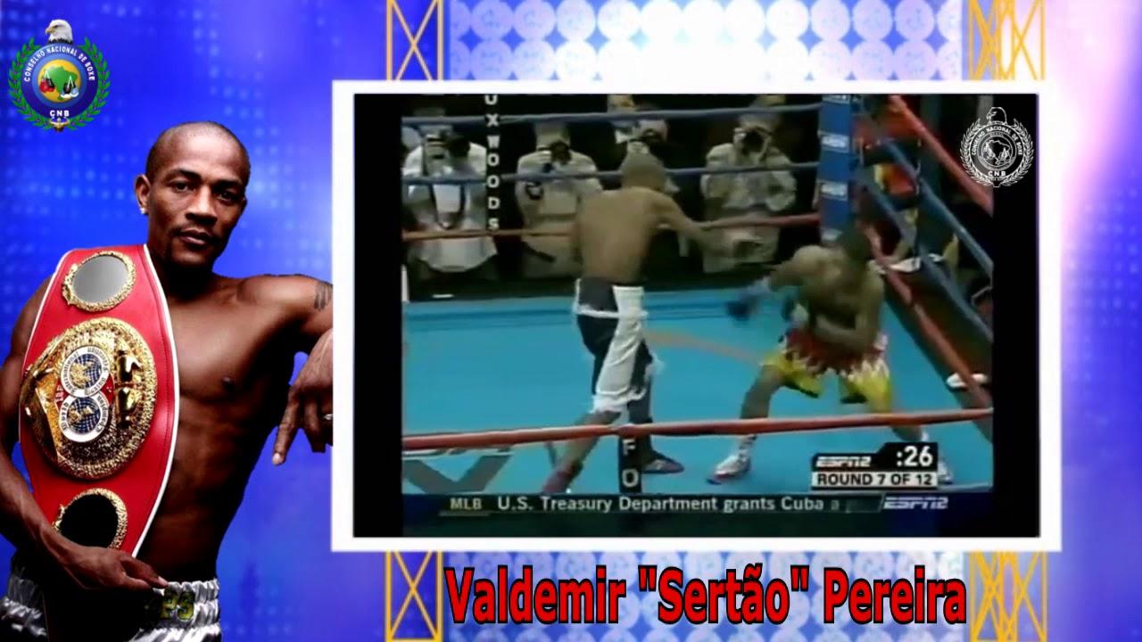 """15 anos do Título Mundial de Valdemir """"Sertão"""" Pereira"""
