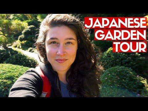 HAYWARD JAPANESE GARDEN TOUR