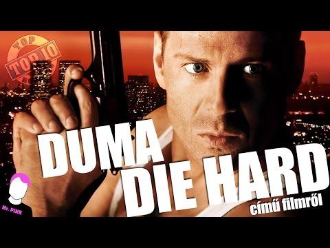 DIE HARD - DUMA a filmről, avagy pokoli torony McClane módra