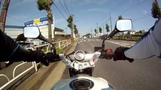 GSR250参考動画:乗り心地と操作性ピカイチのネイキッド