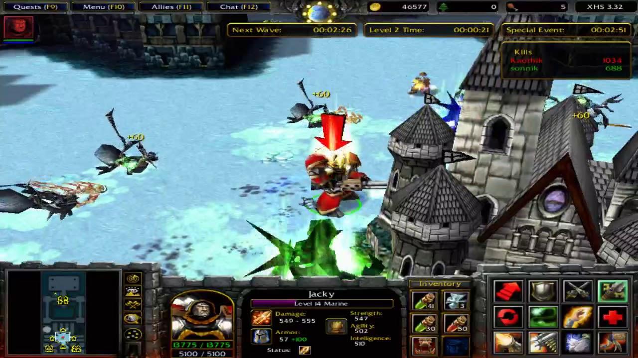 x hero siege 9.36