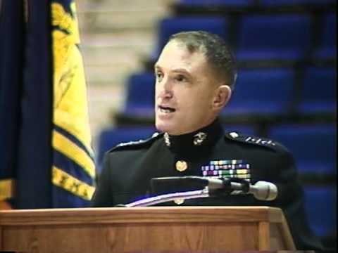 """LTGen Charles Krulak: """"The Importance of Integrity, Loyalty, and Loyal Dissent"""" part 1"""